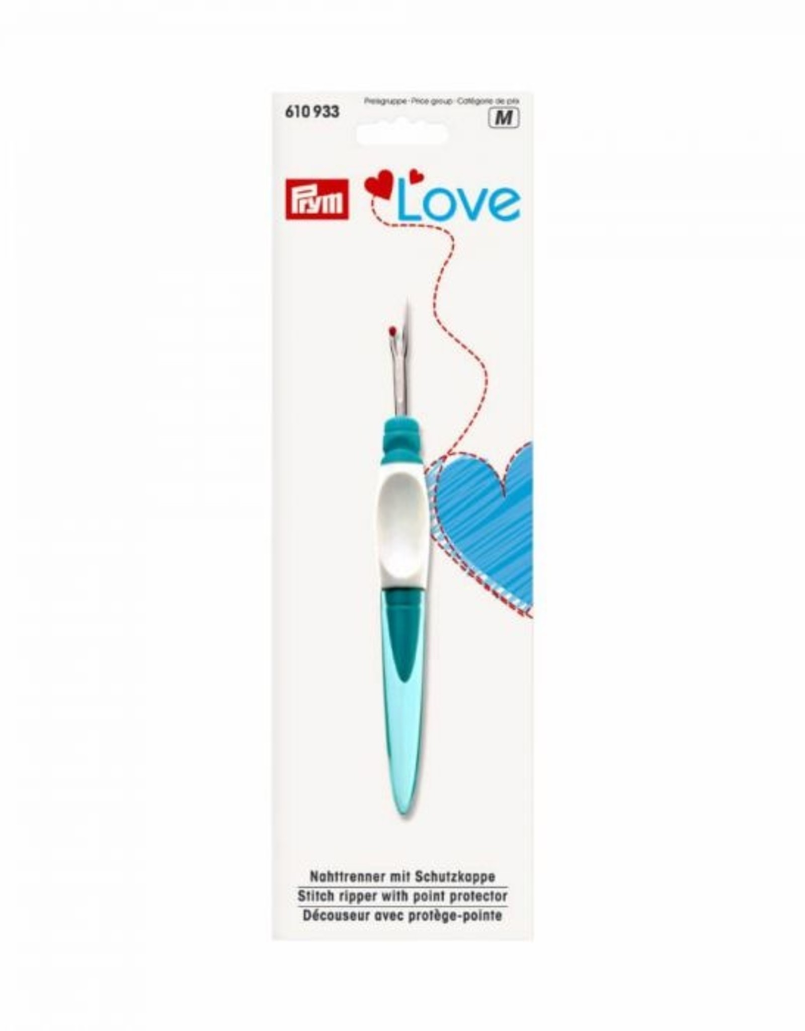 Prym Prym - Love tornmesje met beschermkapje - 610 933