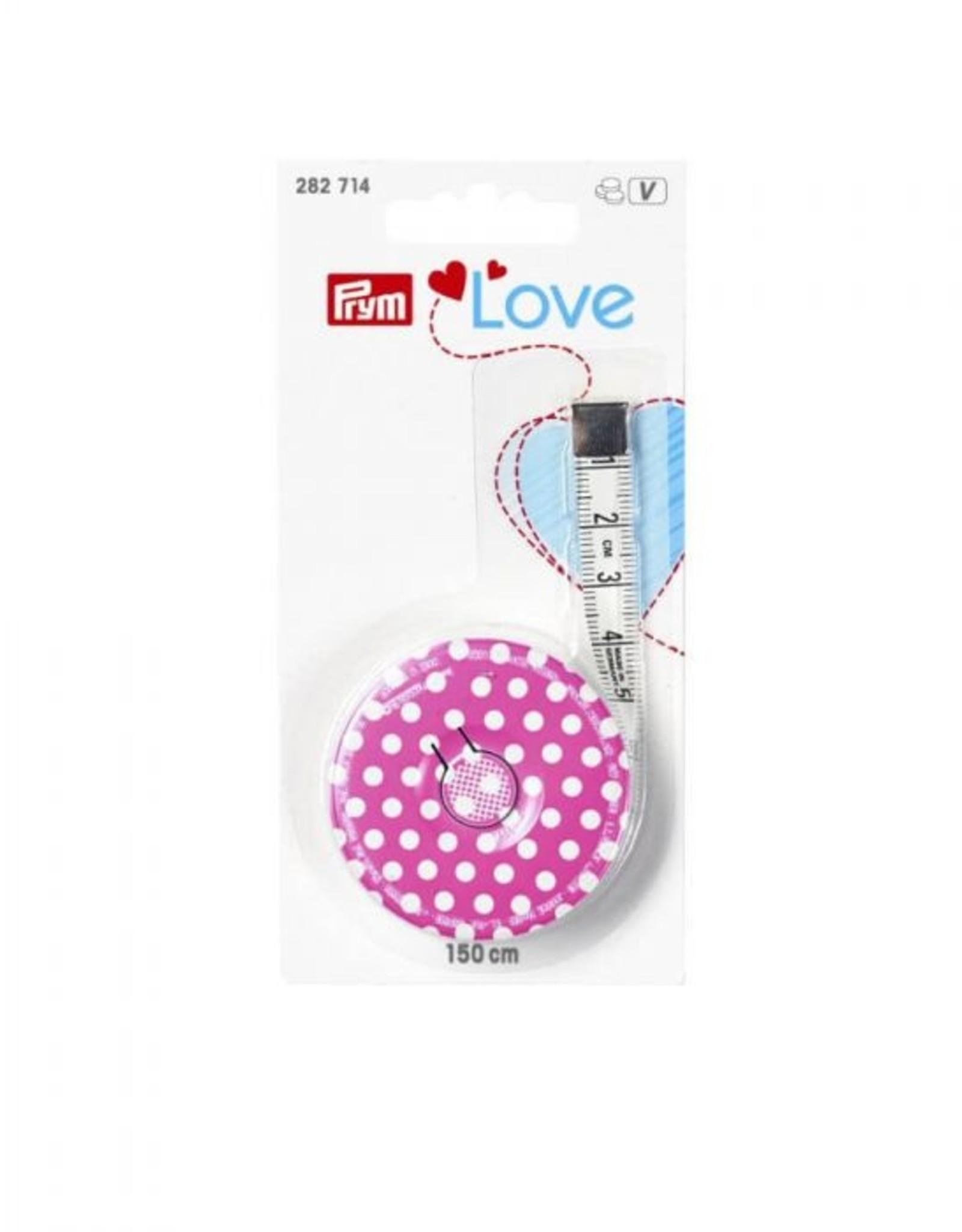 Prym Prym - Love rolcentimeter 150cm - 282 714