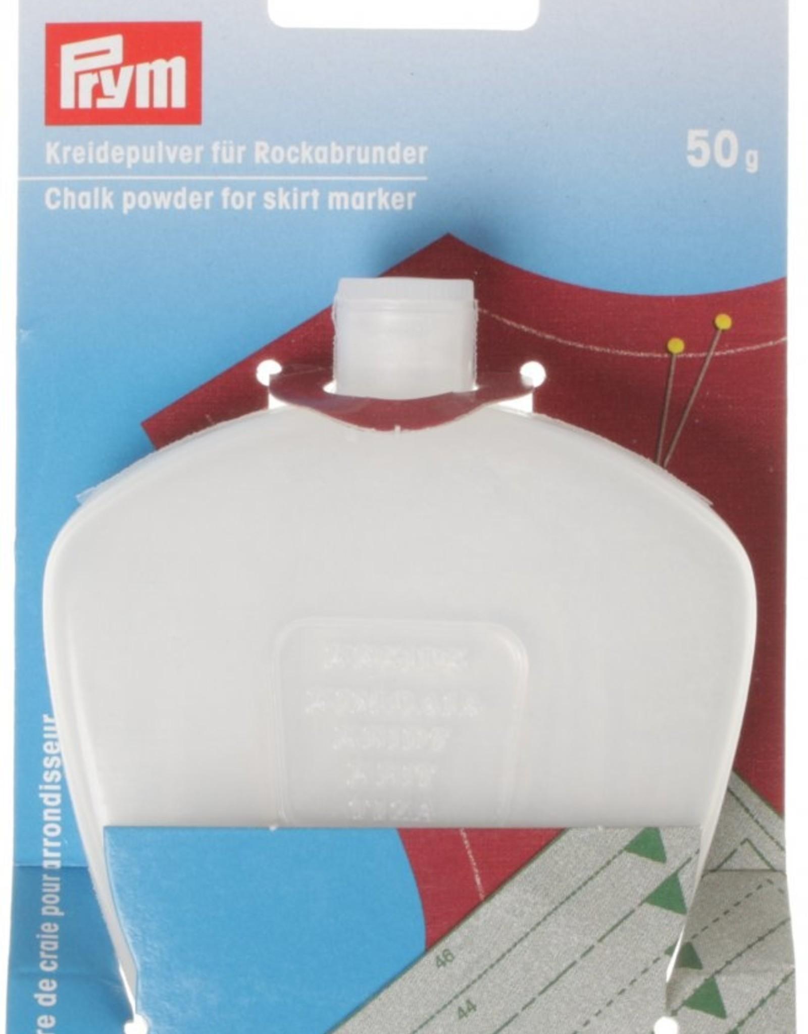Prym Prym - krijtpoeder voor rokzoommeter 50g - 611 886