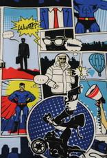 Nooteboom tricot cartoon indigo stripverhaal