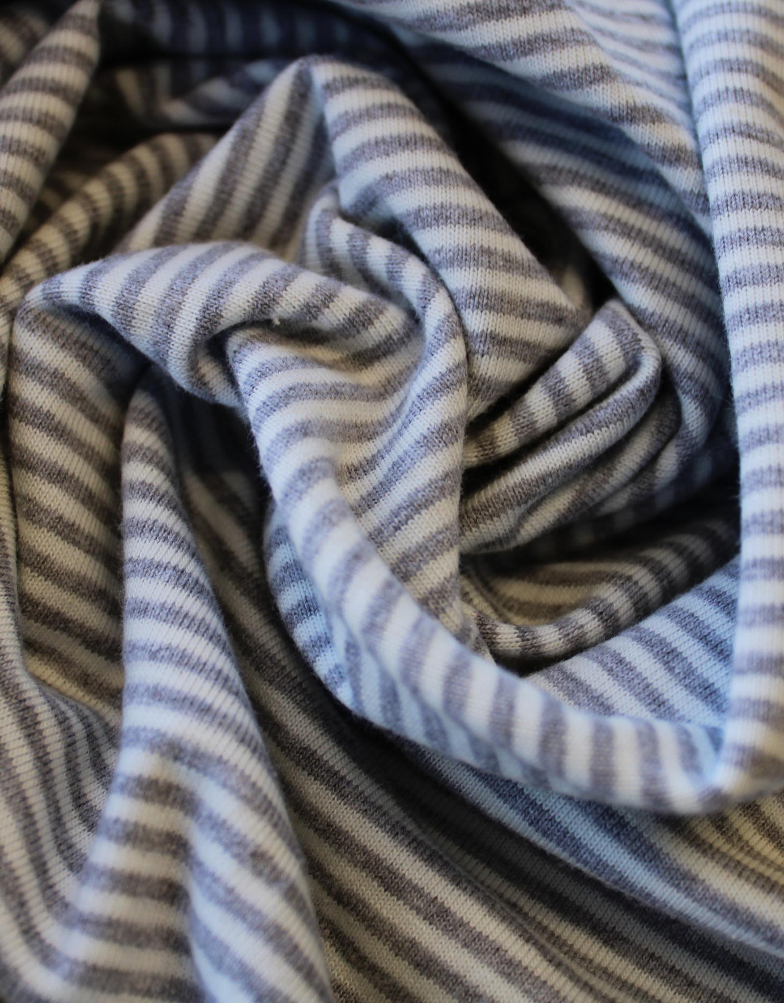 Hilco baby stripe grijs small