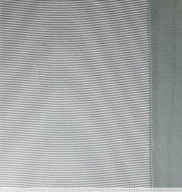 double face mint stripes