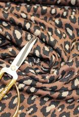 Hilco mimo luipaardvlek bruin