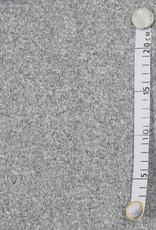 breisel grijs mélange fleece binnenkant grijs