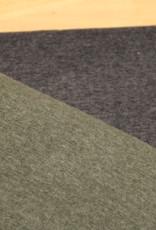 Nooteboom zacht tricot groen mélange