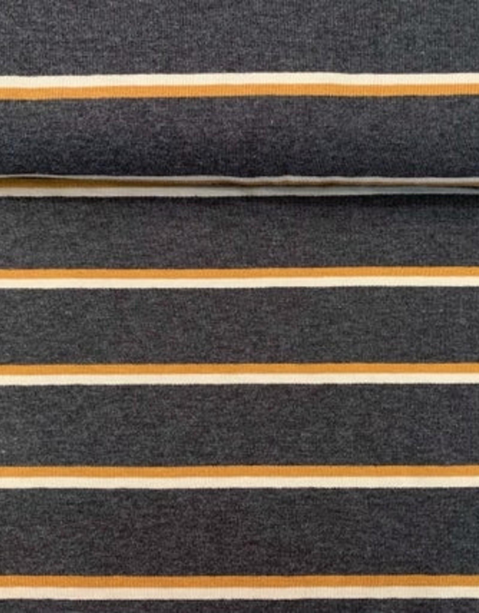 Hilco COUPON Cadac gestreept tricot 35x145cm