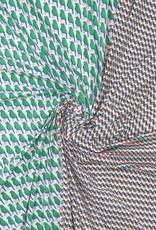 Mies&Moos Parrots 2delige tricot