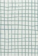 Rico Design Carré mint grijs geruit