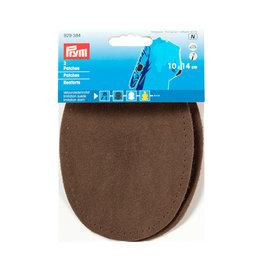 Prym Prym -  patches suedeimitatie 10x14cm bruin - 929 384