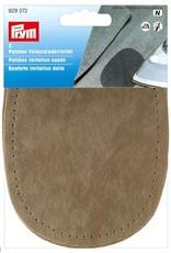 Prym Prym -  patches suedeimitatie 10x14cm beige - 929 372