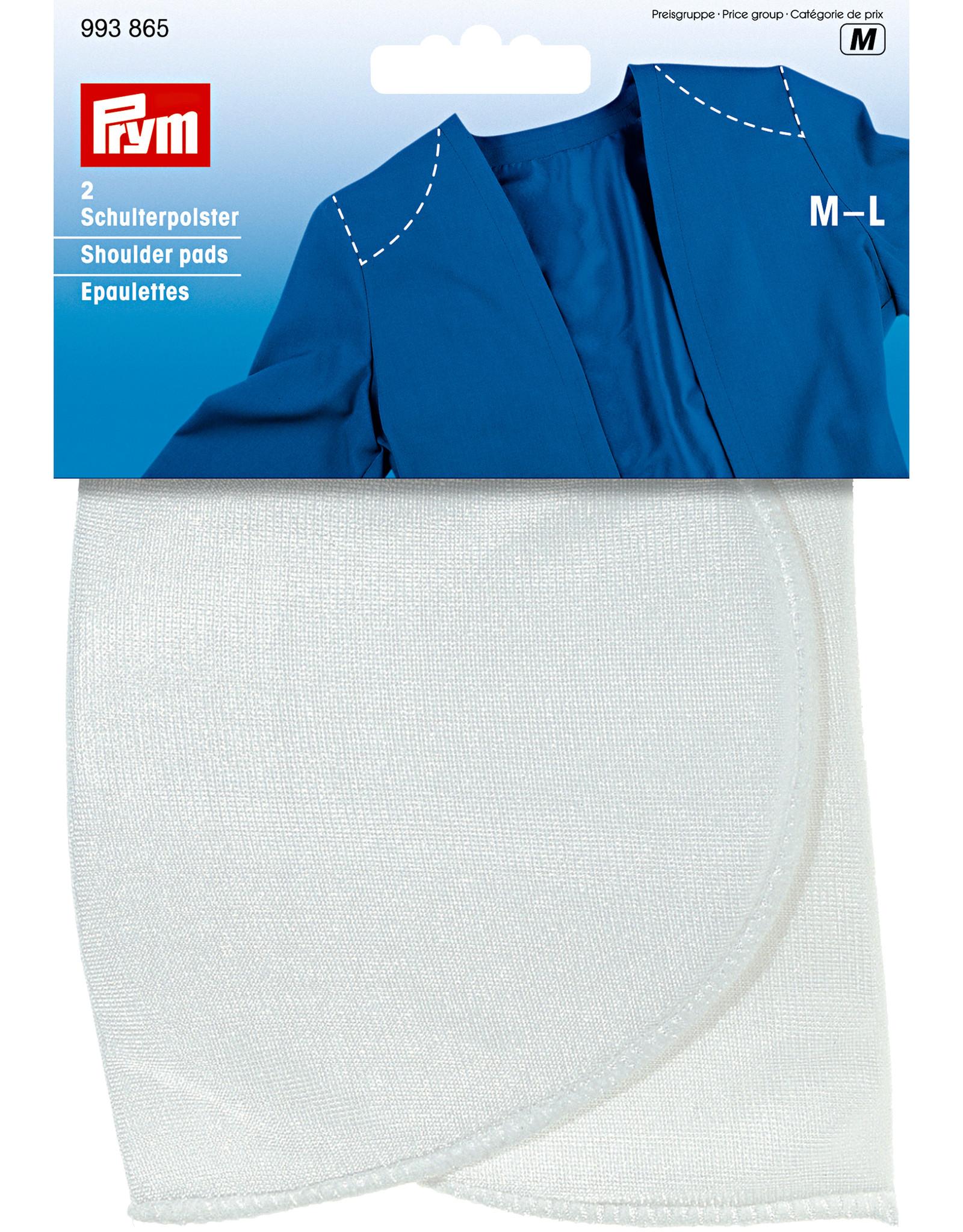 Prym Prym -  schoudervullingen M-L wit - 993 865