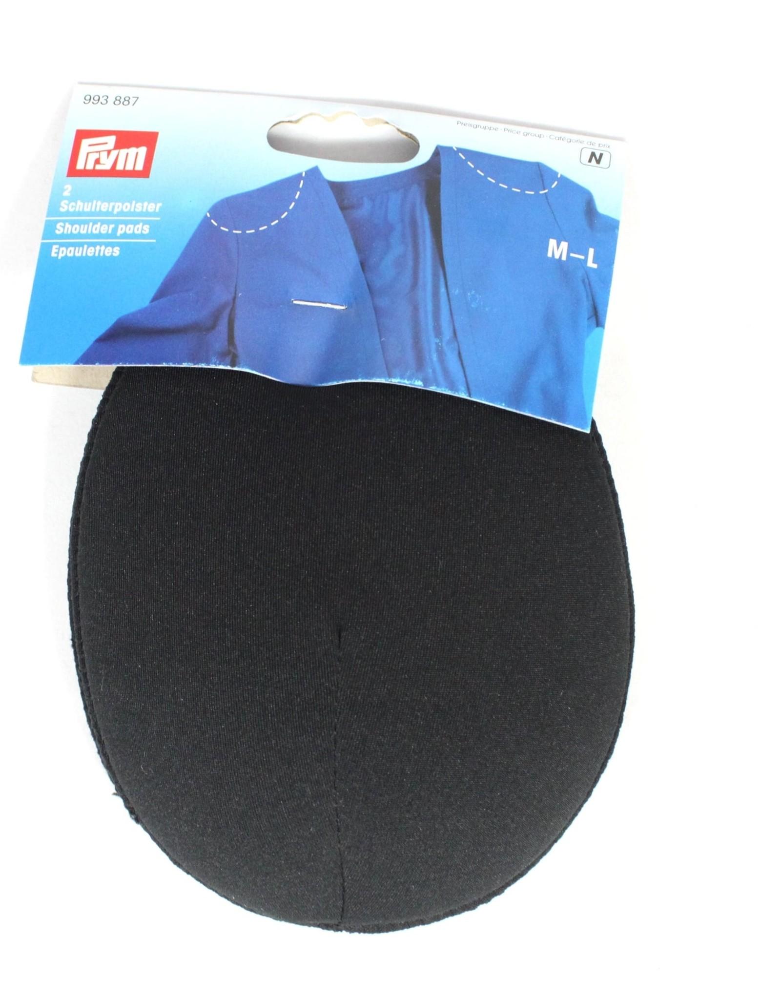 Prym Prym -  schoudervullingen M-L zwart - 993 887