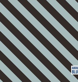 About Blue Fabrics Terra Incognita Dia - About Blue