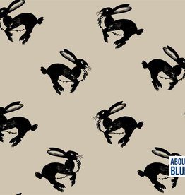 About Blue Fabrics Run Bunny run - About Blue