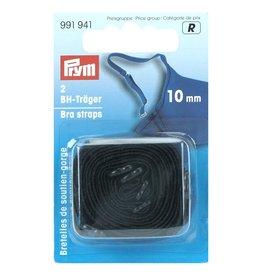 Prym Prym - BH-schouderband 10mm  zwart - 991 941