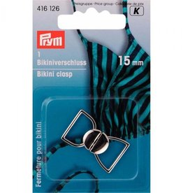 Prym Prym - Bikinisluiting 15mm metaal - 416 126