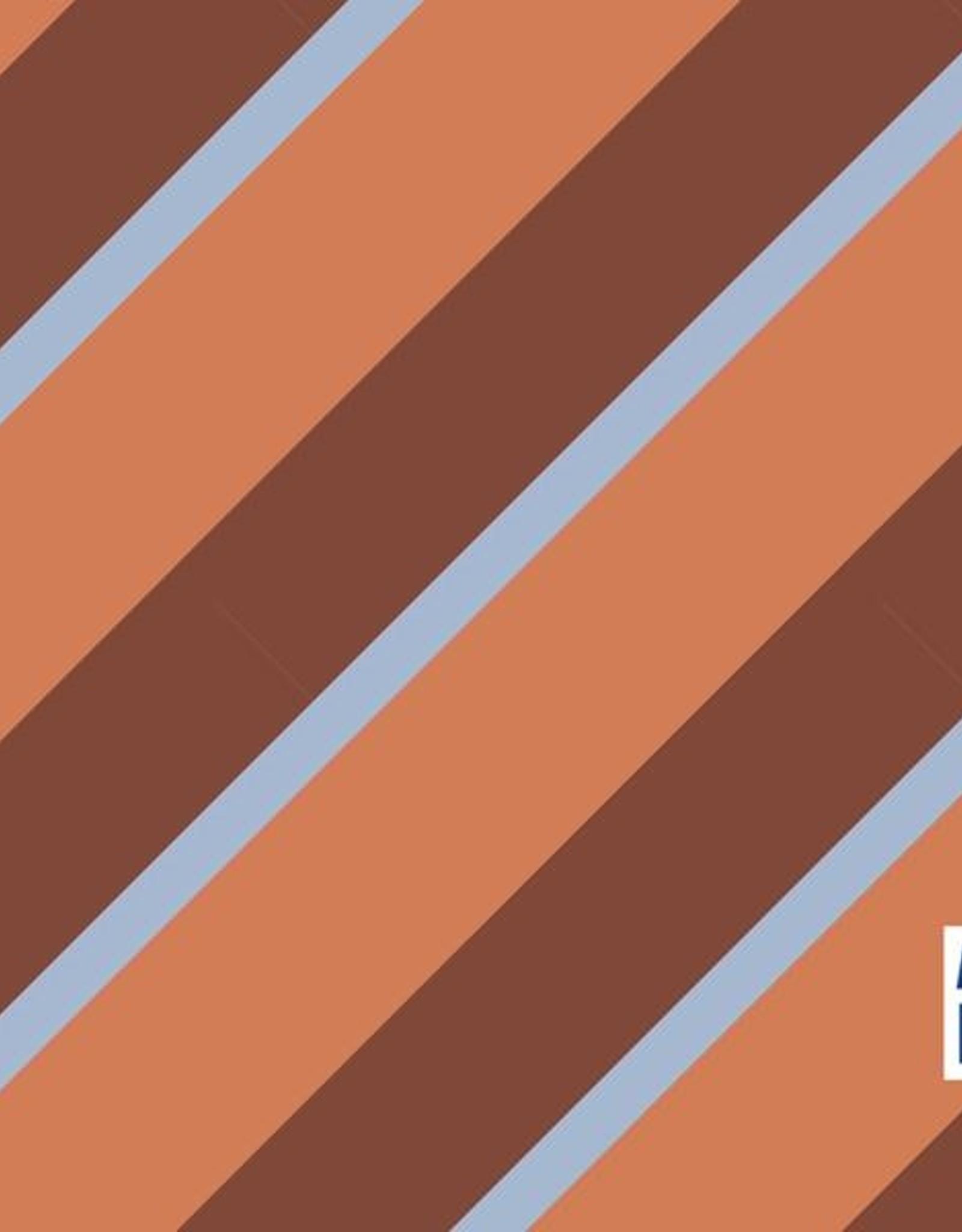 About Blue Fabrics COUPON Citytrip Dia - About Blue 90x150cm