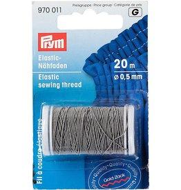 Prym Prym - elastisch naaigaren grijs - 970 011
