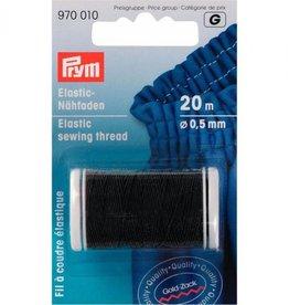 Prym Prym - elastisch naaigaren zwart - 970 010