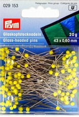 Prym Prym - glaskopspelden extra lang 43x0.60mm - 029 153