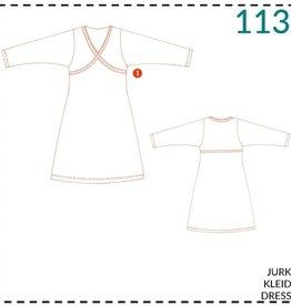 Abacadabra Jurk 113 - Abacadabra