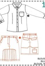 Abacadabra broek, blouse 121 - Abacadabra