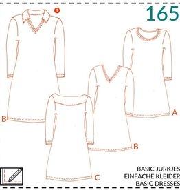 Abacadabra jurk 165 - Abacadabra