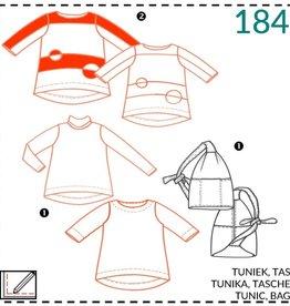 Abacadabra tuniek, tas 184 - Abacadabra