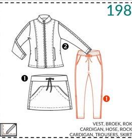 Abacadabra vest, broek, rok 198 - Abacadabra