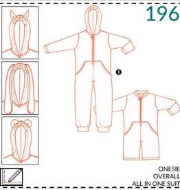 Onesie 196 - Abacadabra