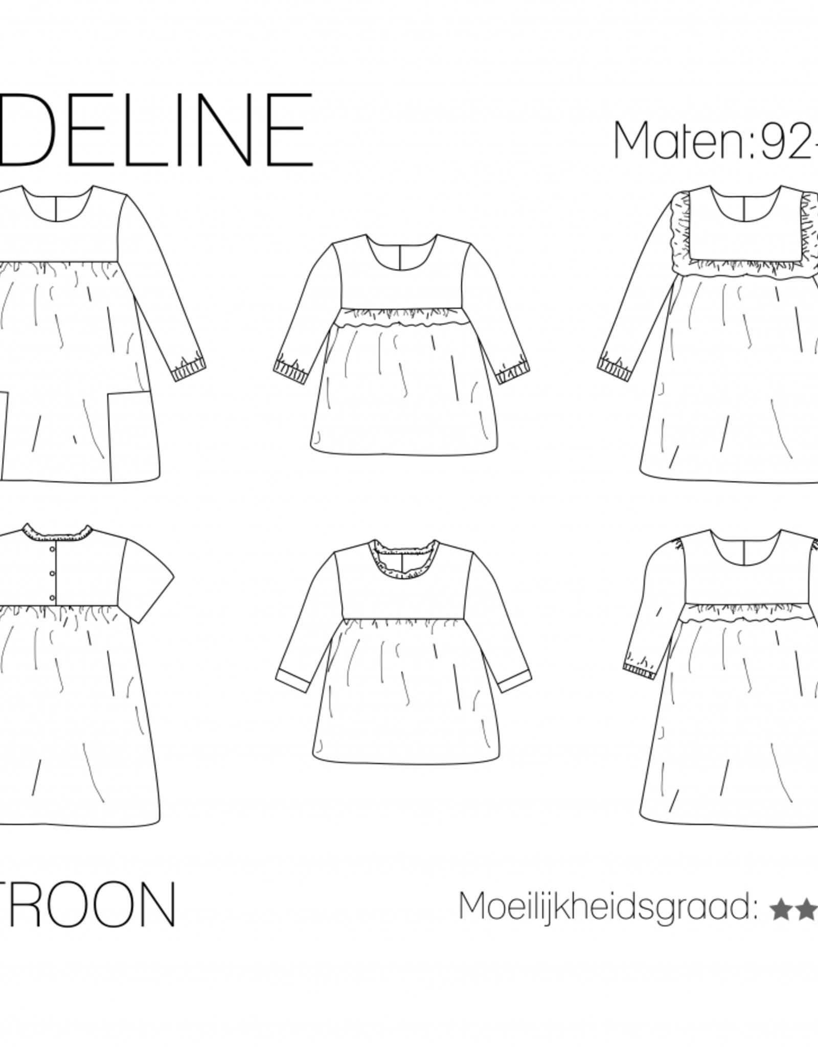 Iris May Odeline blouse/jurk