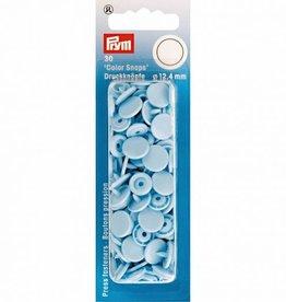 Prym Prym - drukknopen lichtblauw - 393 120