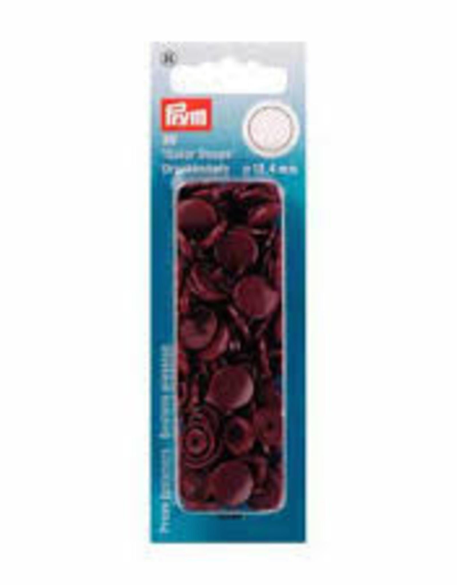 Prym Prym - drukknopen bruin - 393 126