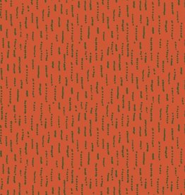 Poppy Poppy Funky Stripes Orange