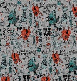 Poppy Poppy Dancing Monsters