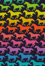 swafing Basel running horses bright colors