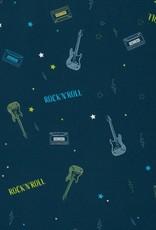 swafing Boris rock 'n roll gitaar