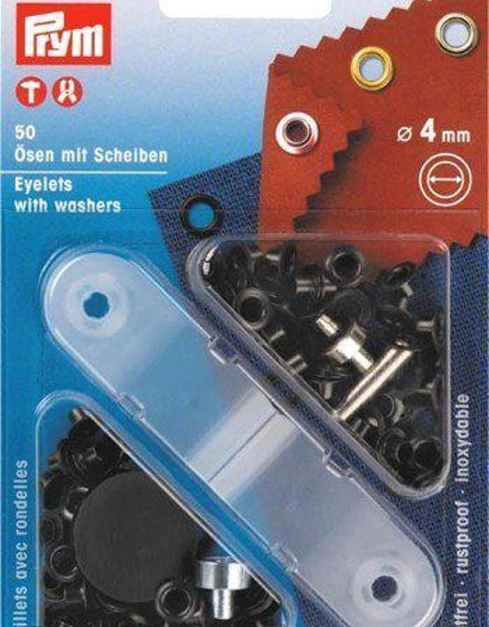 Prym Prym Ringen/Schijven 4mm 542 409