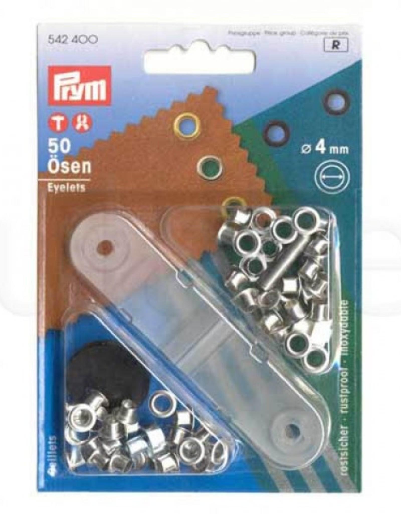 Prym Prym - Ringen 4mm Zilver - 542 400