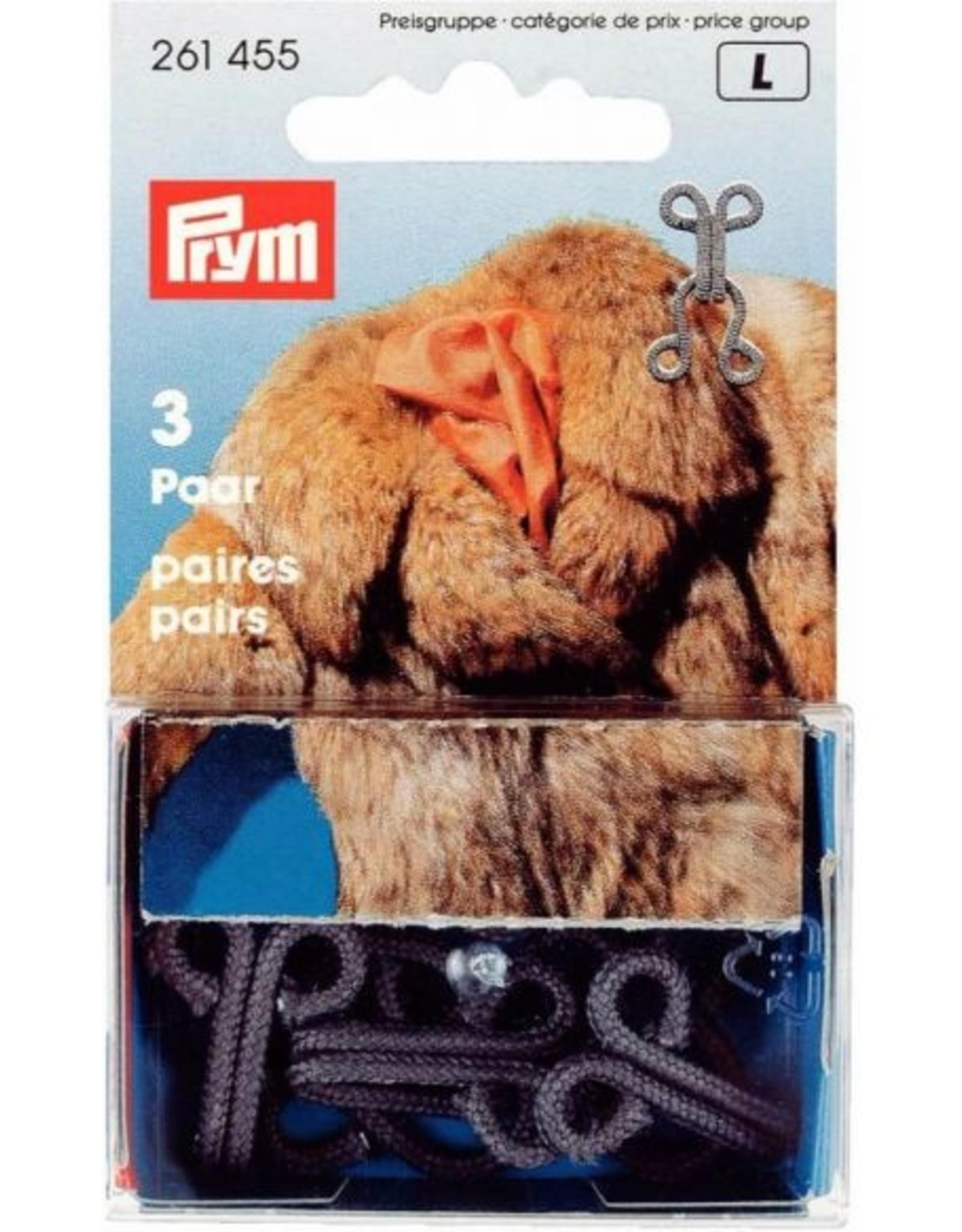 Prym prym - bonthaken grijsgroen - 261 455