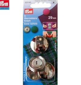 Prym prym  - overtrekbare knopen 29 mm - 323 163