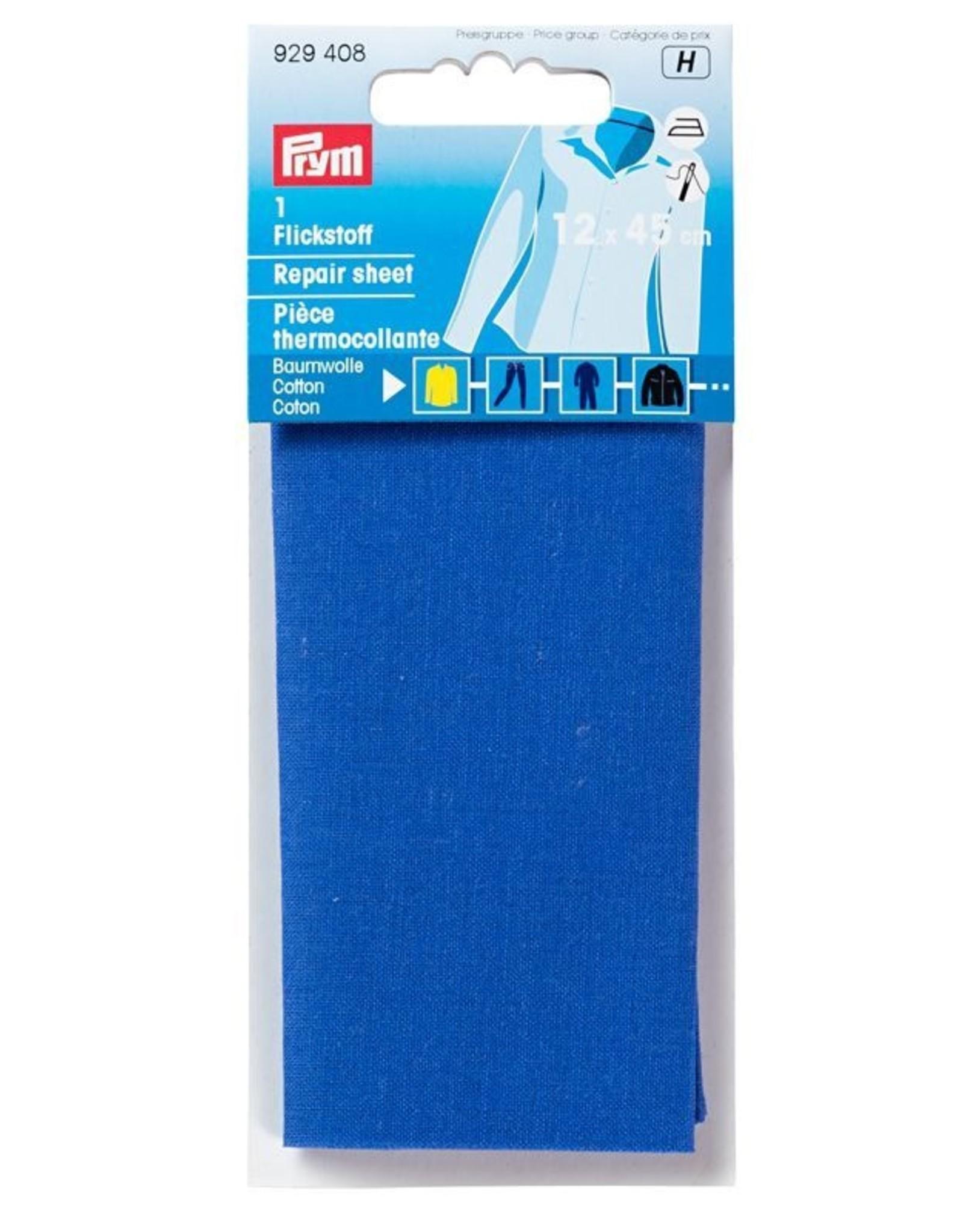 Prym prym - verstelstuk katoen blauw 12x45 cm - 929 408