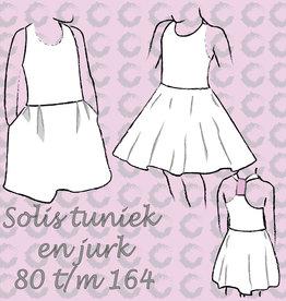 Sofilantjes Solis tuniek en jurk - Sofilantjes