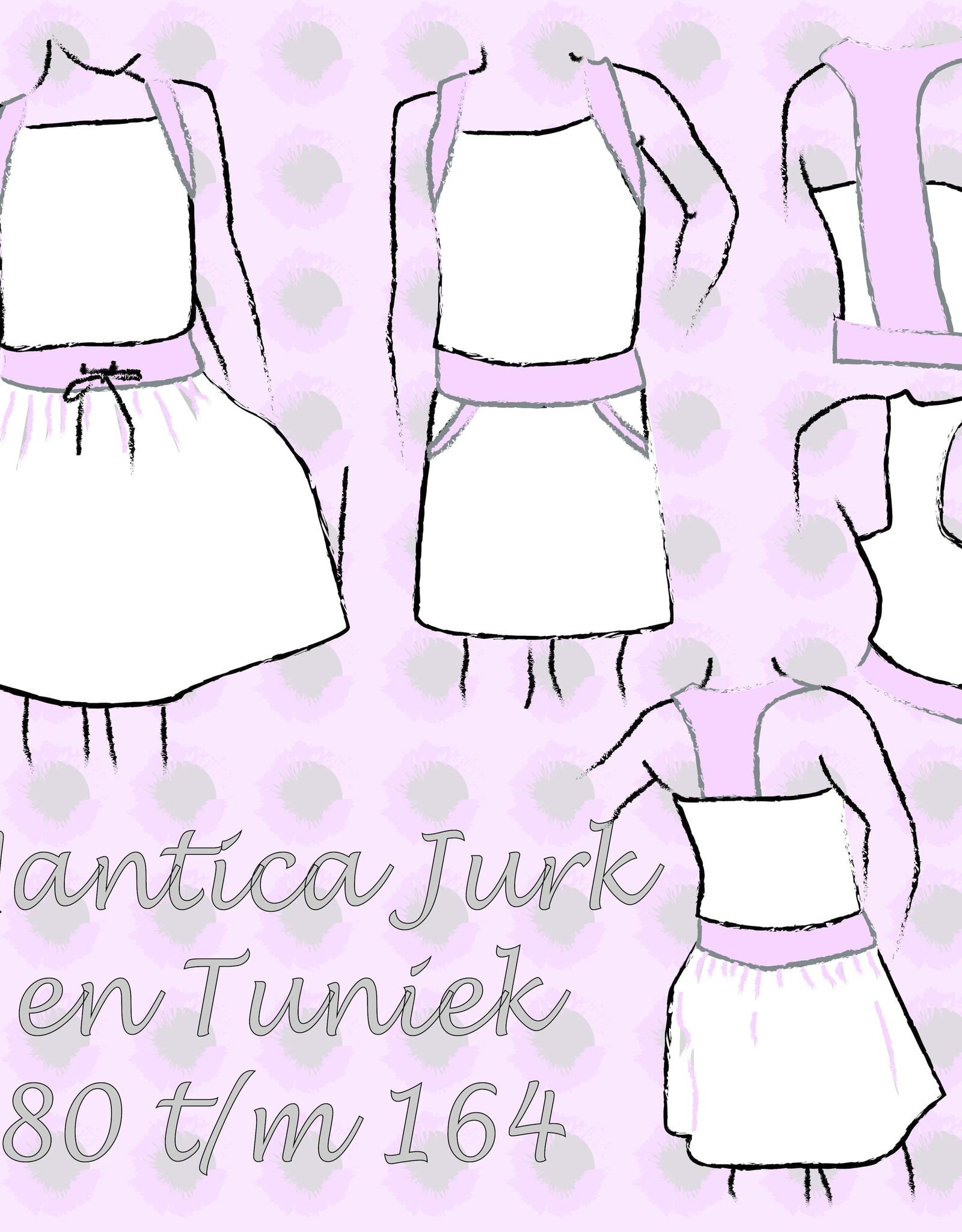 Sofilantjes Mantica jurk en tuniek - Sofilantjes