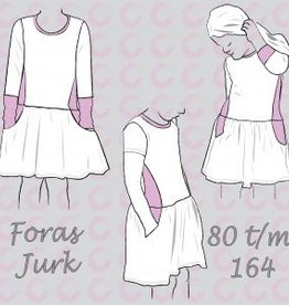 Sofilantjes Foras jurk - Sofilantjes