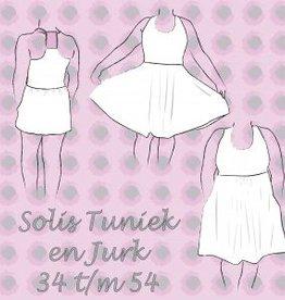 Sofilantjes Dames Solis Tuniek en jurk - Sofilantjes