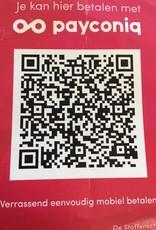 QR code payconiq-bancontact app