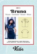 La Maison Victor Bruna blouse - La Maison Victor