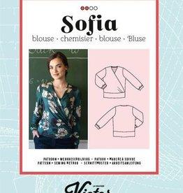 La Maison Victor Sofia blouse - La Maison Victor