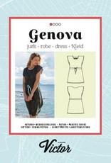 La Maison Victor Genova jurk - La Maison Victor
